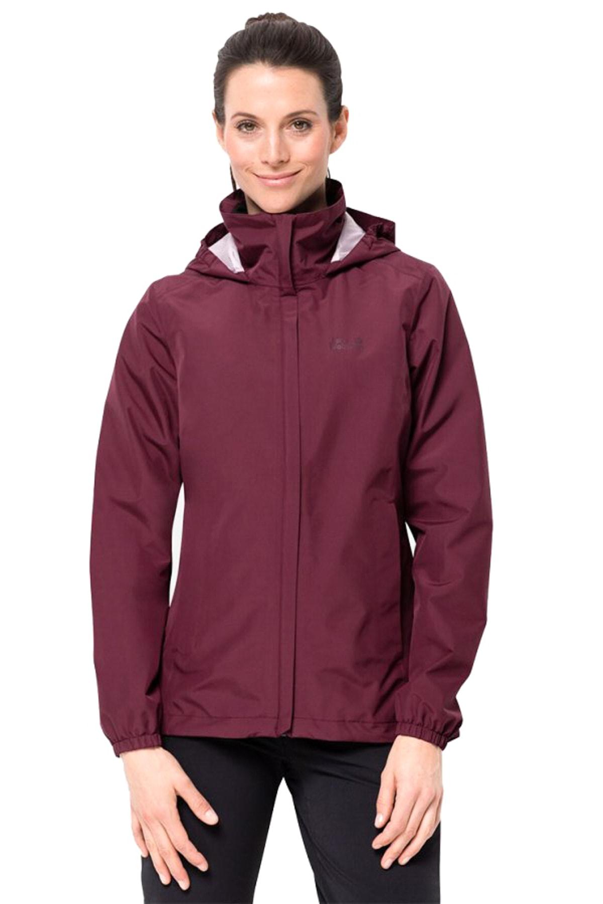 Jack Wolfskin Stormy Point Jacket Kadın Ceket - 1111201-2740 2