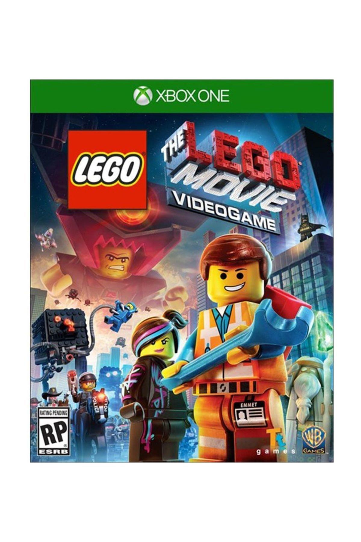 Warner Bros Lego Movie Videogame Xbox One Oyun 1