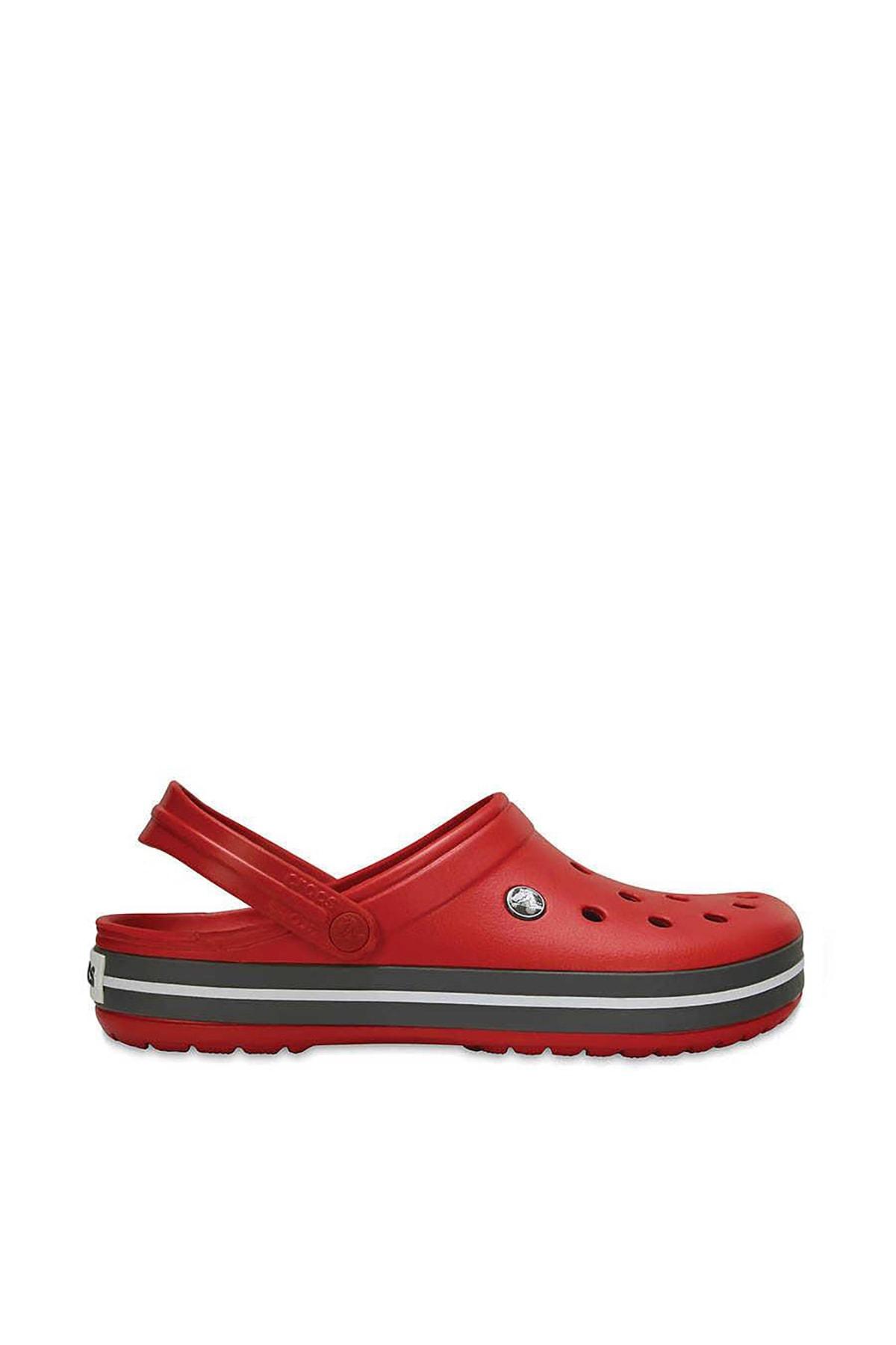 Crocs Crocband Unisex Kırmızı Terlik 1