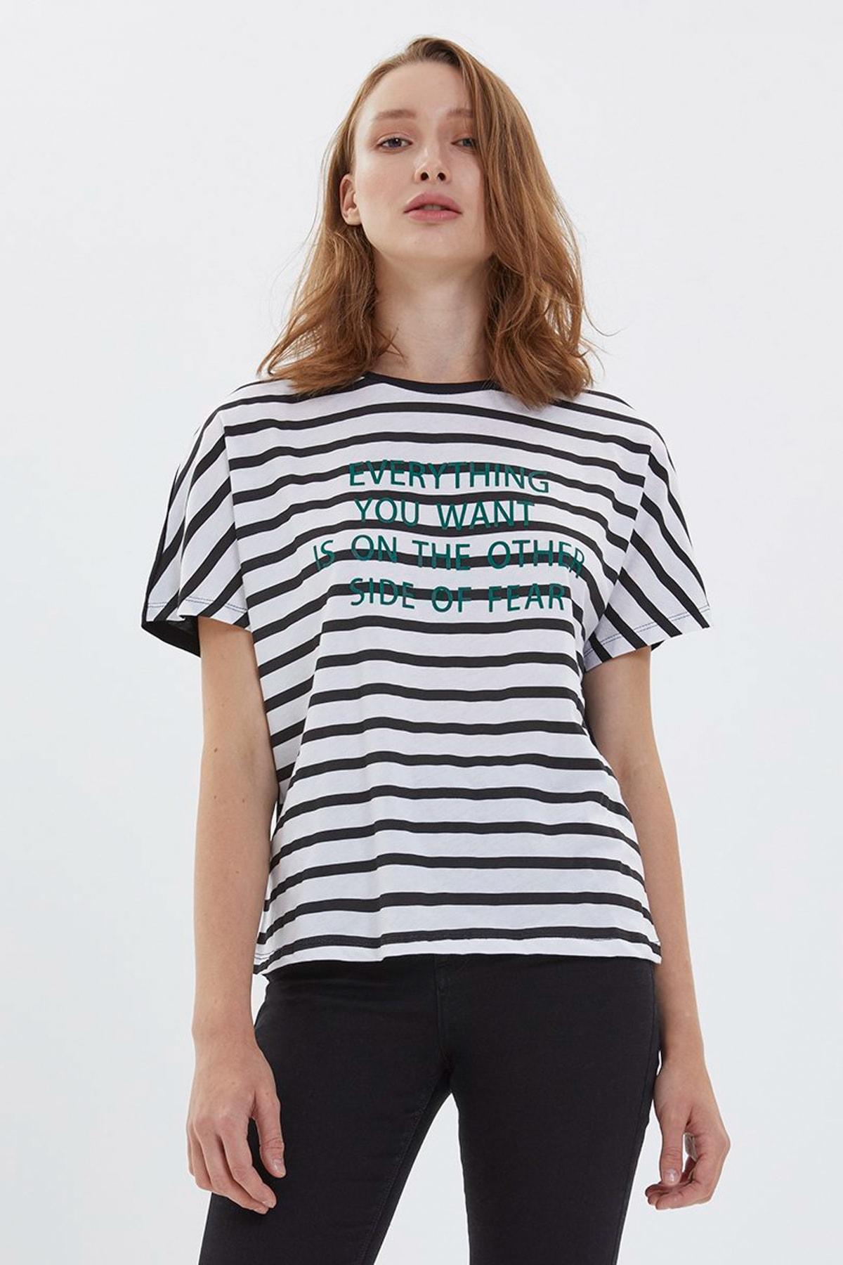Loft Kadın T-Shirt LF2022721 1