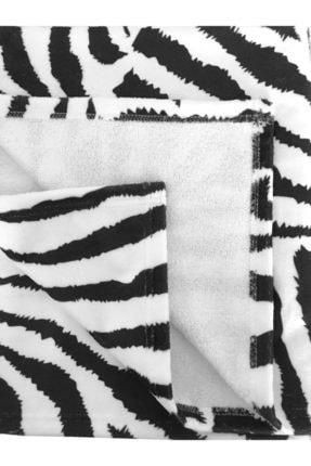 HAMUR Plaj Havlusu Zebra Siyah 80x150 cm E43pr0650045hm