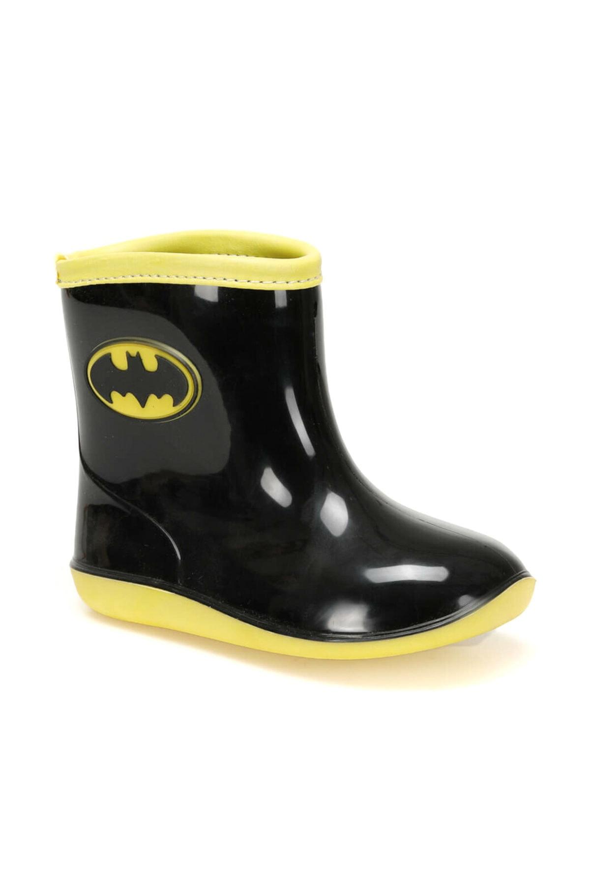Batman 97246 Siyah Erkek Çocuk Yağmur Çizmesi 1