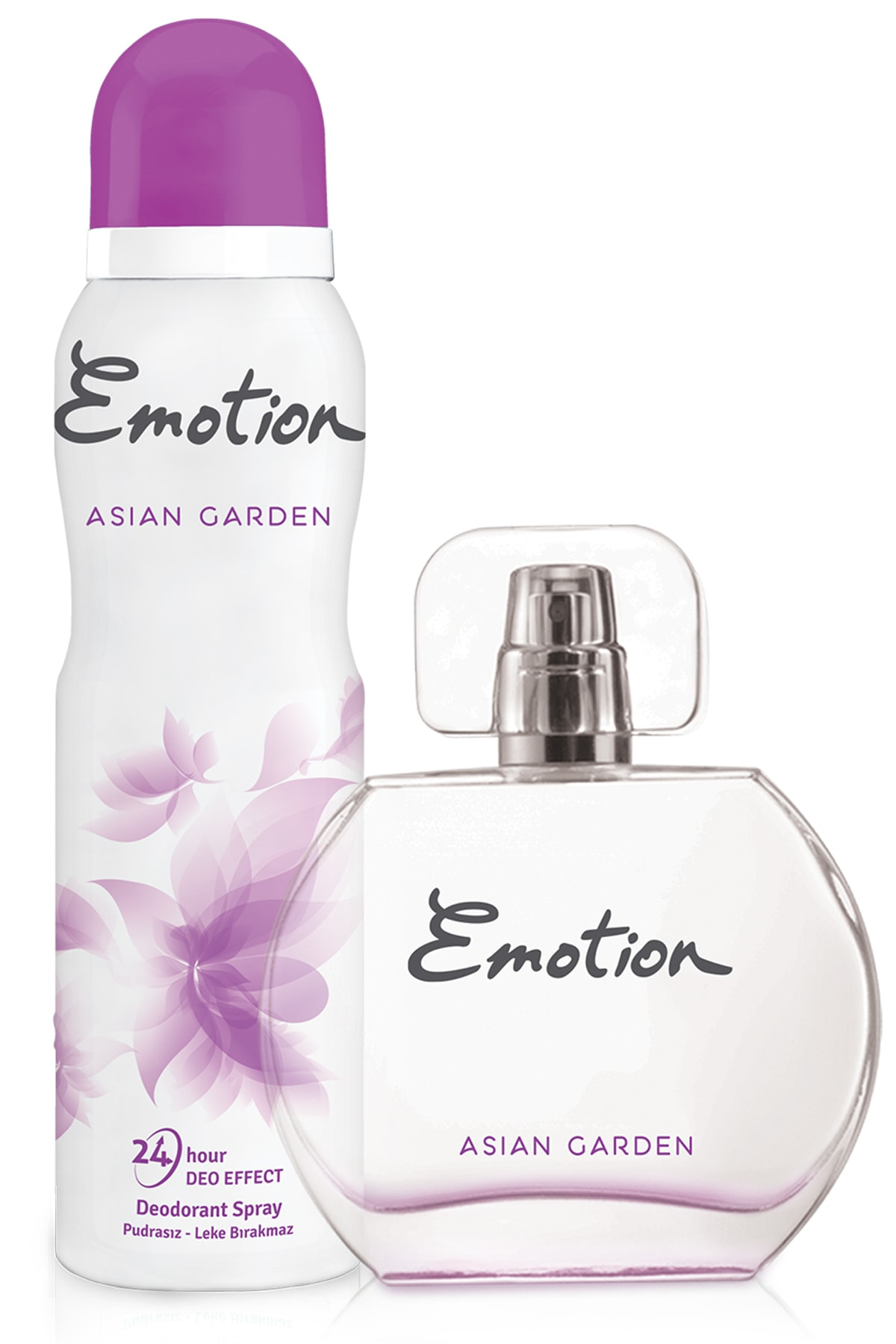 Emotion Asian garden Edt Deodorant Kadın Parfüm Seti 50 ml + 150 ml 2
