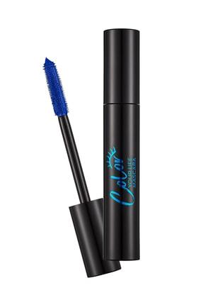 Flormar Mavi Maskara - Color Your Life Mascara Blue 003 8690604628490