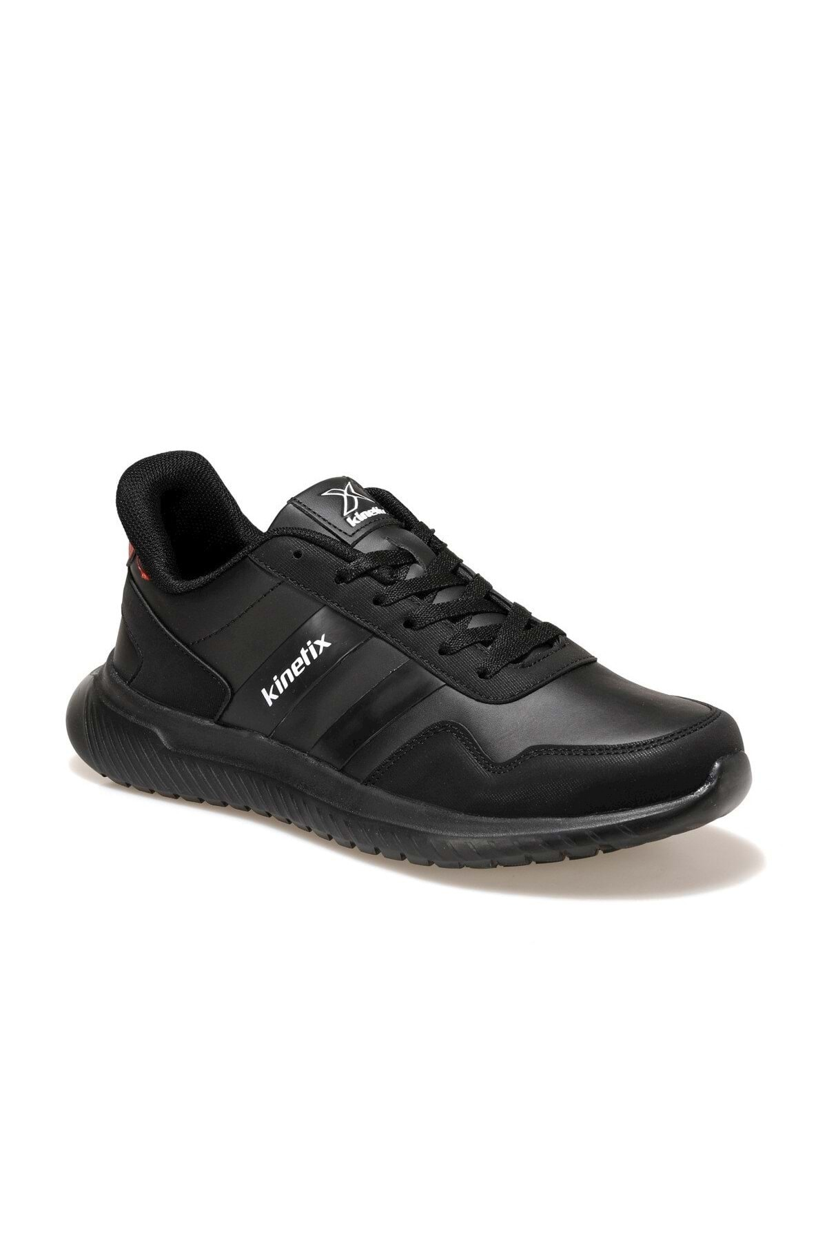 Kinetix ARINA PU M Siyah Erkek Çocuk Koşu Ayakkabısı 100536602 1