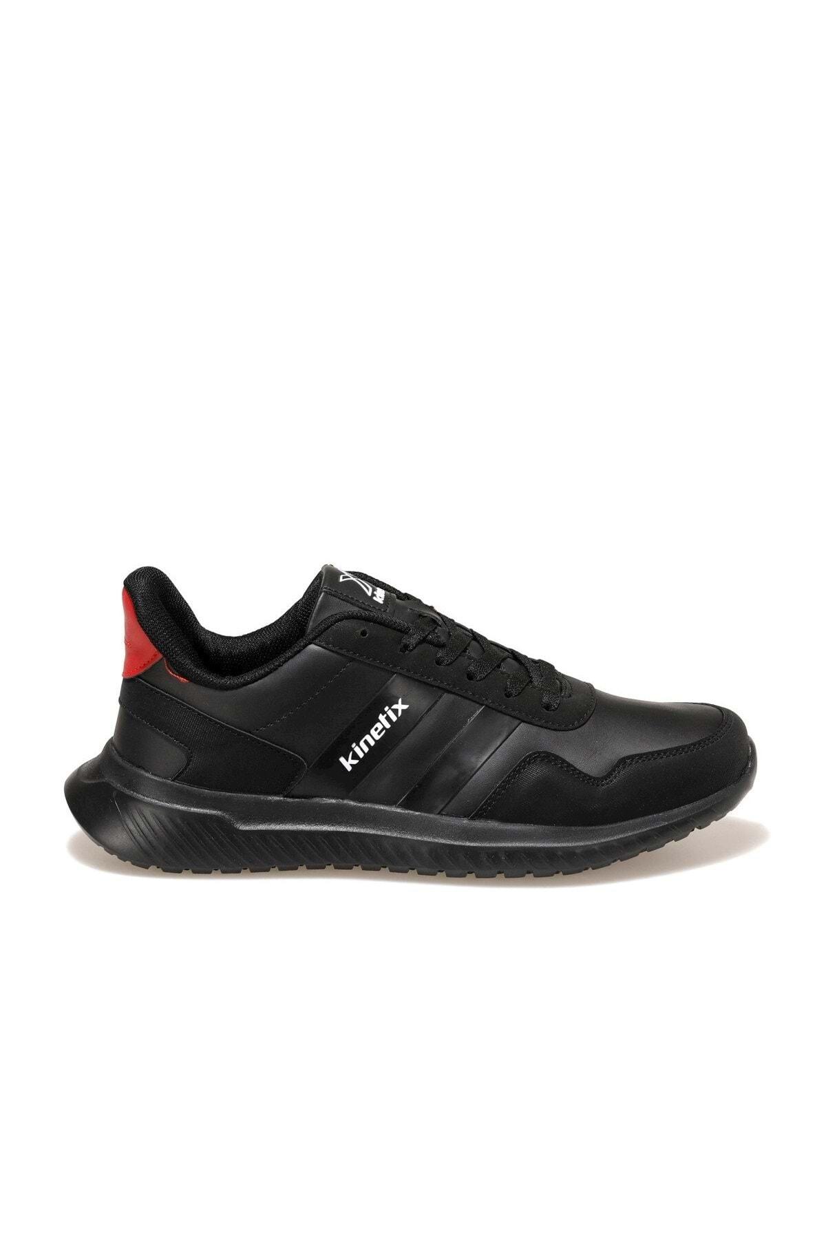 Kinetix ARINA PU M Siyah Erkek Çocuk Koşu Ayakkabısı 100536602 2