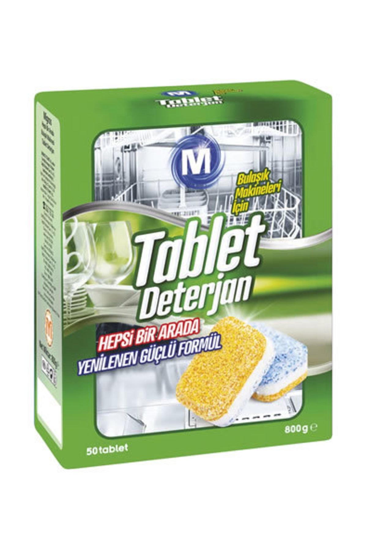 Migros Migros Hepsi Bir Arada Bulaşık Makinesi 50 Tablet 1