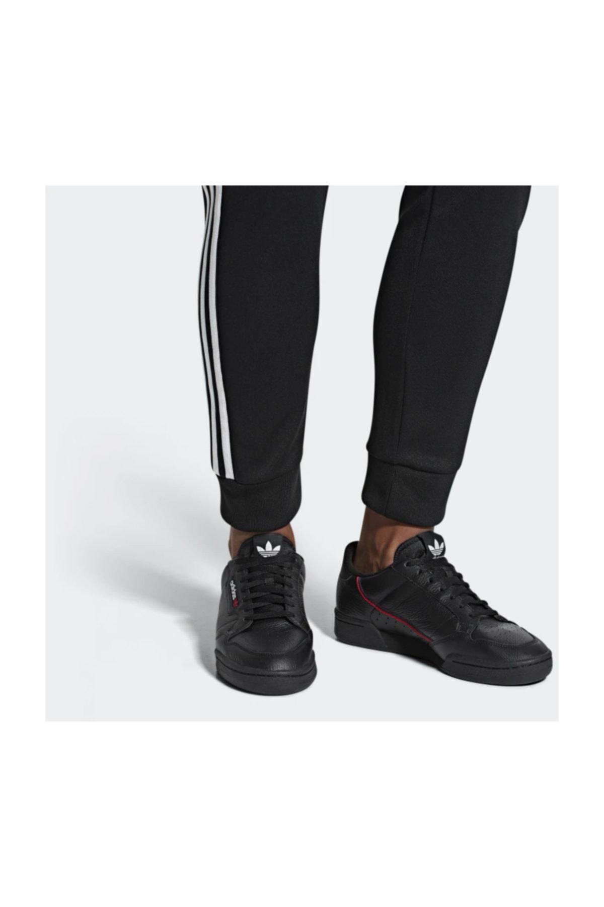 adidas Erkek Günlük Spor Ayakkabı G27707 Contınental 80 2