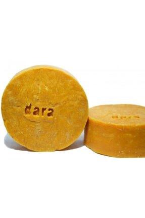 Mardin Sabun Dara %100 Doğal El Yapımı Bıttım Sabunu 1 Kalıp 150 Gr - Yuvarlak Kesim