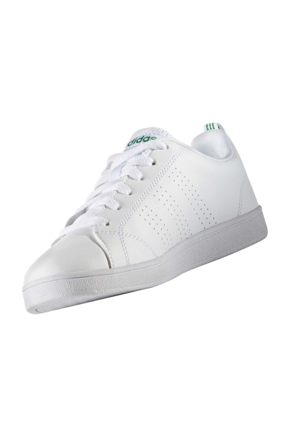 adidas Vs Advantage Cl K Kadın Spor Ayakkabı Beyaz 2