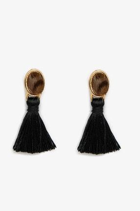 Koton Kadın Siyah Bijuteri Küpe 0KAK71114AA