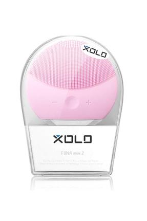 xolo Pembe Şarj Edilebilir Silikon Yüz Temizleme Cihazı ve Masaj Aleti