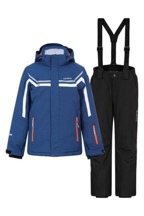 Icepeak Lacivert Çocuk Kayak Takımı 52129-839-365 Harel Jr