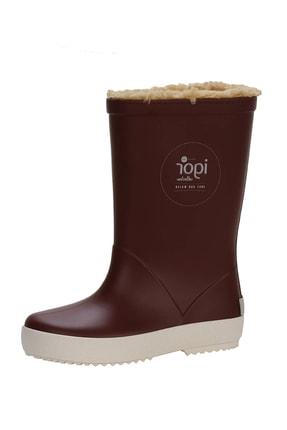 IGOR SPLASH NAUTICO BORREGUITO Bordo Erkek Çocuk Yağmur Çizmesi 100518771