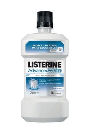 Listerine Advanced White Ağız Suyu 250 Ml