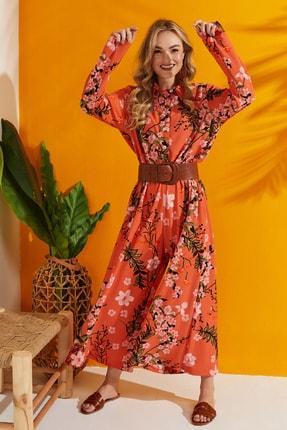Muni Muni Kadın Nar Çiçeği Tulum 50139