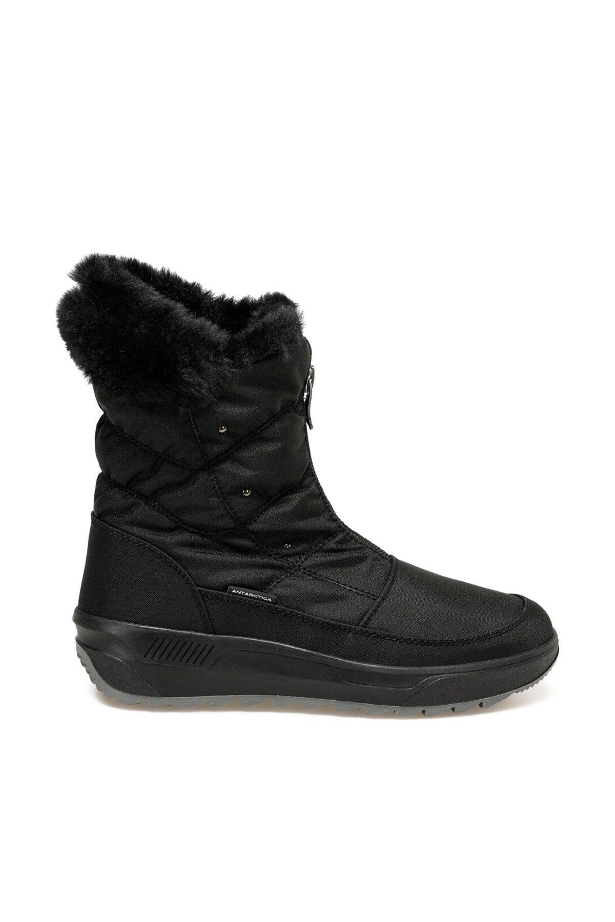 Antarctica 4820/A Siyah Kadın Kar Botu 100449011 1