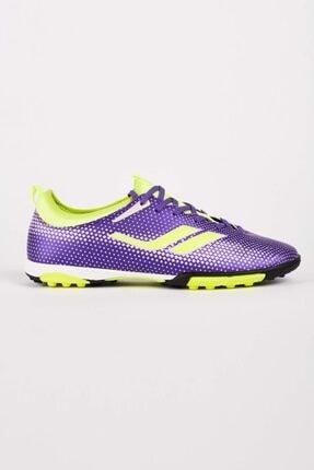 Lescon Vega Mor Renk Halı Saha Futbol Ayakkabısı.