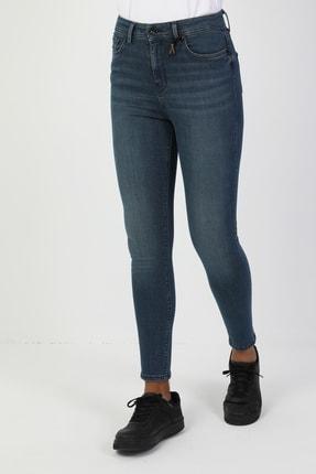 Colin's 760 Diana Süper Dar Kesim Mavi Kadın Denim Pantolon CL1046984
