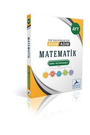 Prf Yayınları Paraf Yayınları Ayt Adım Adım Matematik Soru Bankası