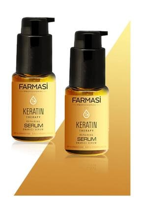 Farmasi Professional Keratin Therapy Onarıcı Serum-30ml 2 Adet