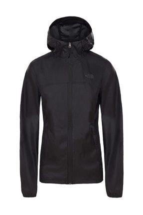 THE NORTH FACE Siyah Kadın Outdoor Ceketi T93sv5jk3 W Cyclone Jacket