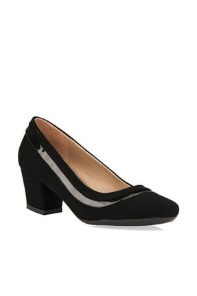 Ziya Kadın Siyah Ayakkabı 93415 470034 1