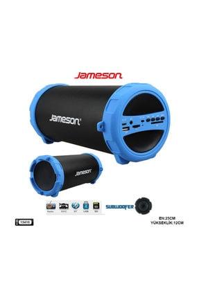 Jameson Müzik Kutusu Şarjlı Bluetooth Fm/usb/sd Bt-1200