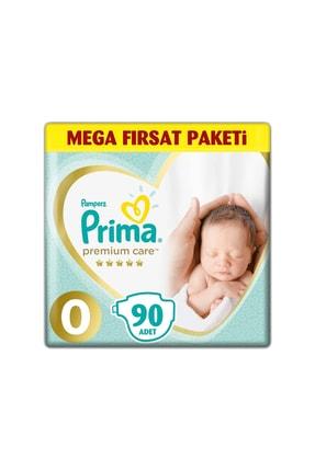 Prima Bebek Bezi Premium Care Yenidoğan Prematüre 90 Adet