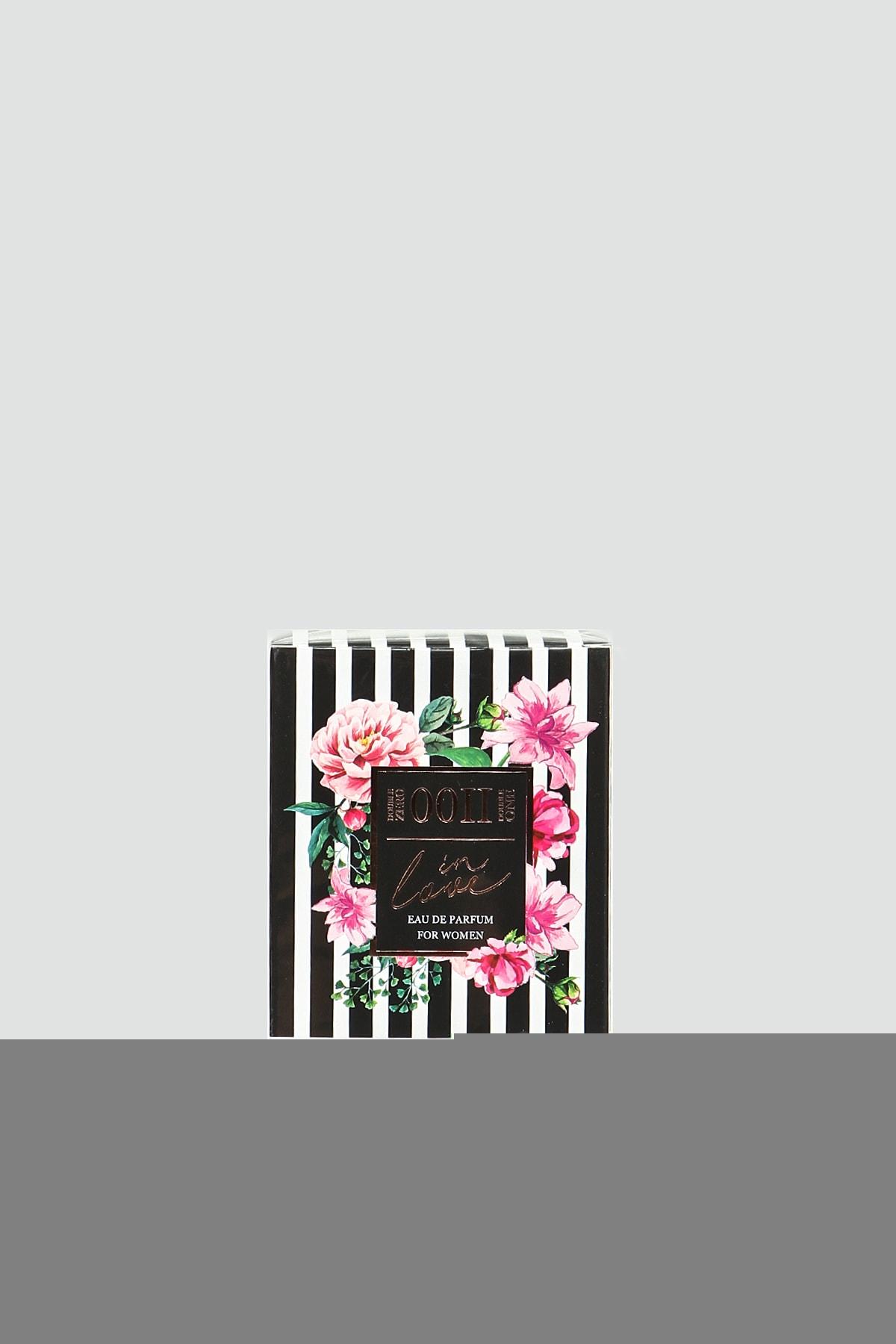 Collezione Kadın Siyah Parfüm Double Zero Women UCB280267A41 2