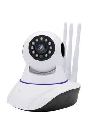 Concord Kablosuz  Wifi Ip Kamera 1080p Full Hd  Hareketli Gece Görüşlü