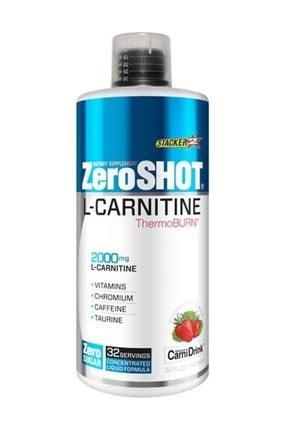 Zero Shot L-carnitine Thermo Burn Çilek Aroma 960 ml.