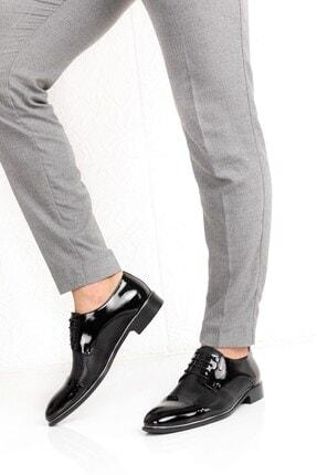 maximoda Erkek Klasik Rugan Takım Elbise Damatlık Ayakkabı