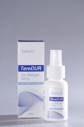 Salkom Teredur El, Ayak Ve Koltuk Altı Terleme Önleyici Sprey 50 ml