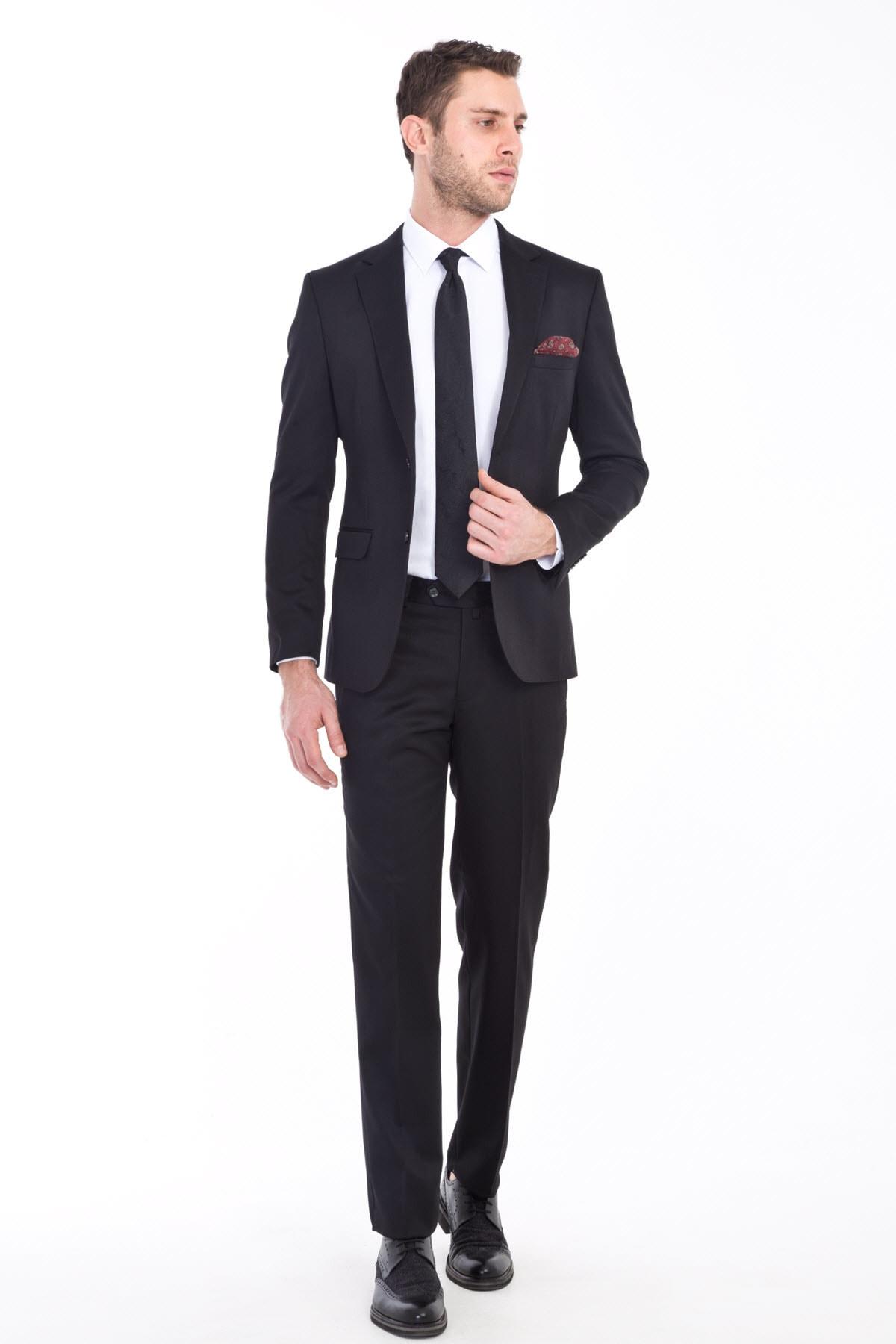 Kiğılı Erkek Slim Fit Takım Elbise 1