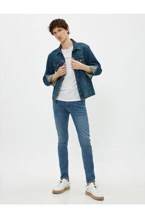 Koton Erkek Micheal Skinny Fit Jean Pantolon
