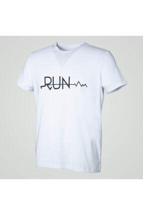 Exuma Erkek Beyaz T-Shirt