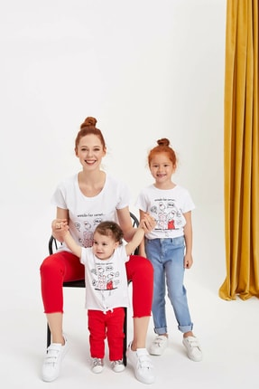 DeFacto Kız Bebek Önden Bağlamalı T-shirt