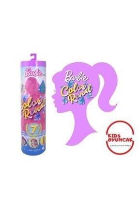 mattel Barbie Colour Reveal Renk Değiştiren Işıltılı Bebekler - Gwc55