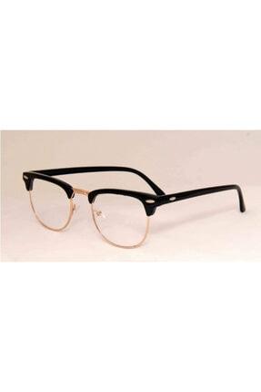 UBK Eyewear Clubmaster Numarasız Mavi Işık Korumalı Gözlük