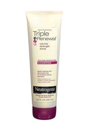 Neutrogena Triple Renewal Şampuan 250 ml