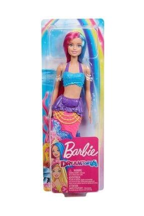 Barbie Dreamtopia Deniz Kızı Bebekler - Sarışın - Gjk08