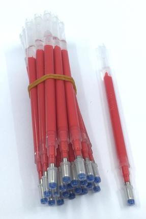 ekoset Isı Ve Ütü Ile Uçan Kalem Içi Kırmızı 20 Adet