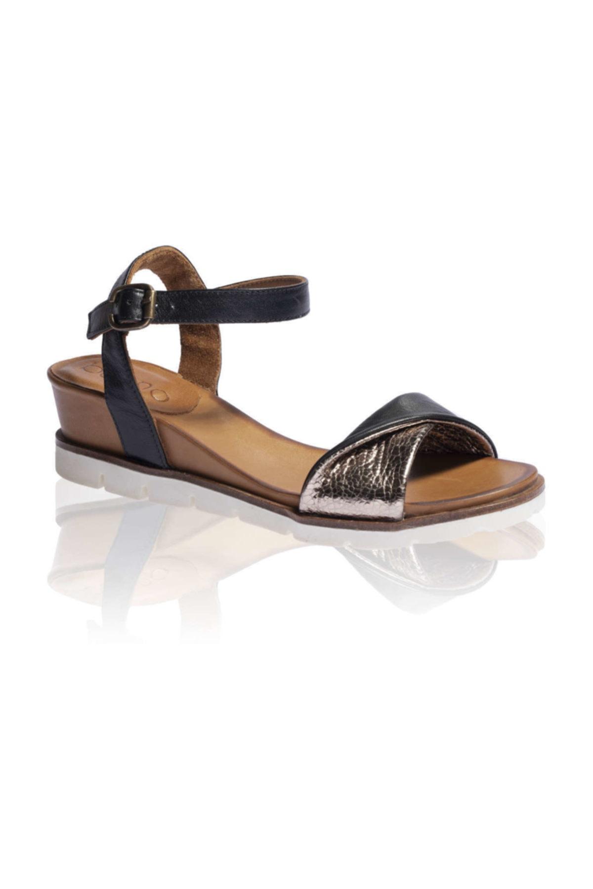 BUENO Shoes Taba Bayan Sandalet 9n2203 1