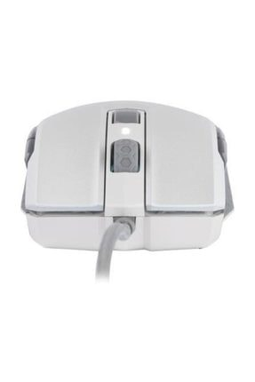 Corsair Corsaır M55 Pro Sağ/sol El Kullanımlı 12.400 Dpı Gamıng Beyaz Mouse