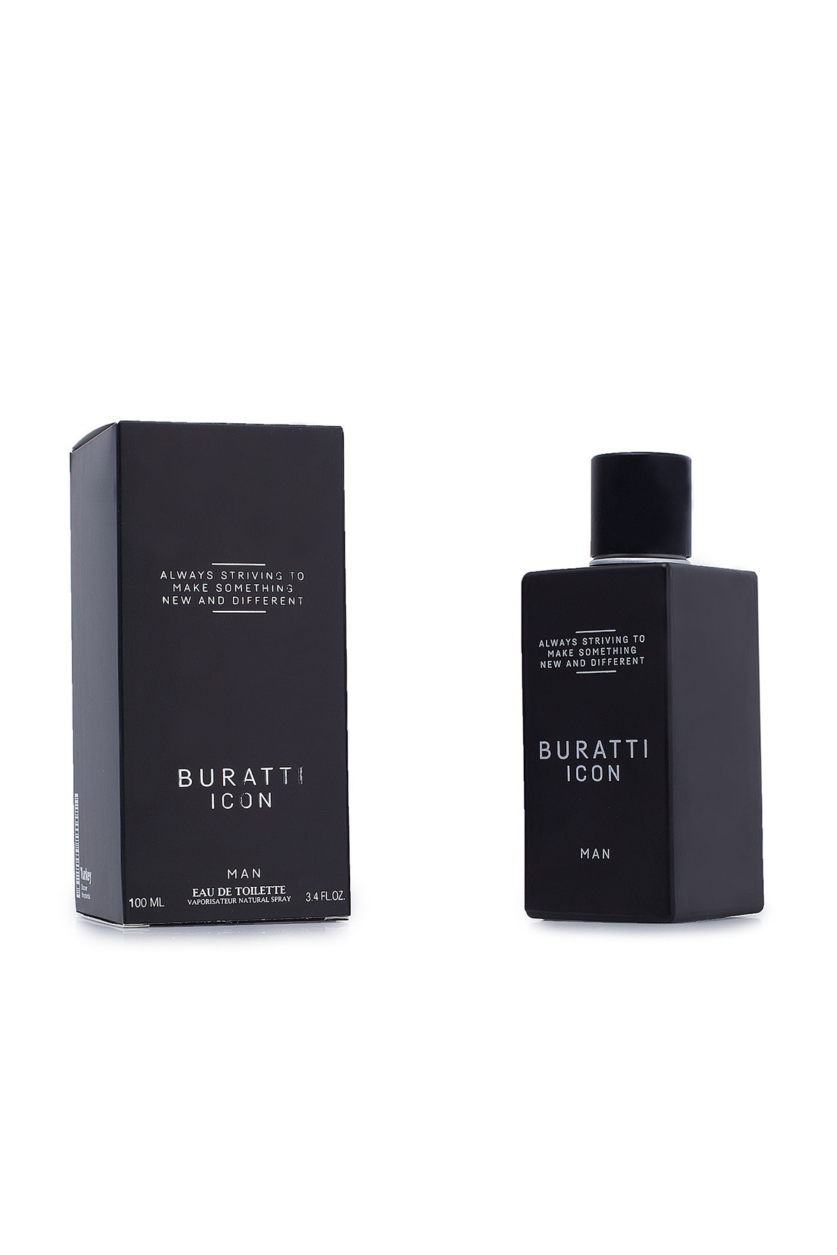 Buratti Erkek Edt 100 ml Parfüm 509ICON