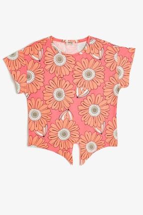 Koton Kids Desenli T-Shirt