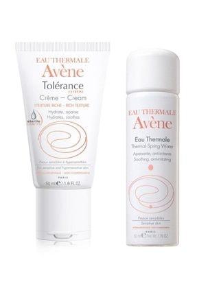Avene Tolerance Extreme Cream 50 mll + Eau Thermal Water 50 ml 3282779276757