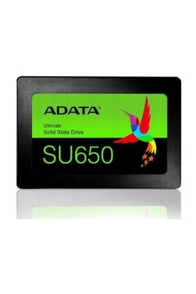 Adata Su650 Asu650ss-120gt-r 120gb 520- 450mb/s Ssd Sata-3 Disk