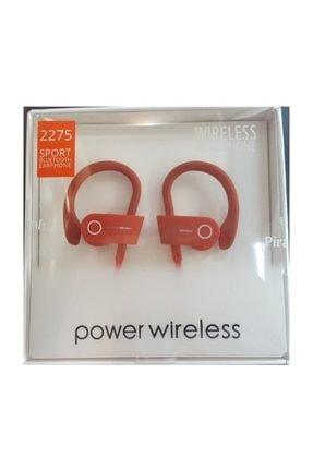 Piranha 2275 Şarjlı Tere Dayanaklı Bluetooth Spor Kulaklık